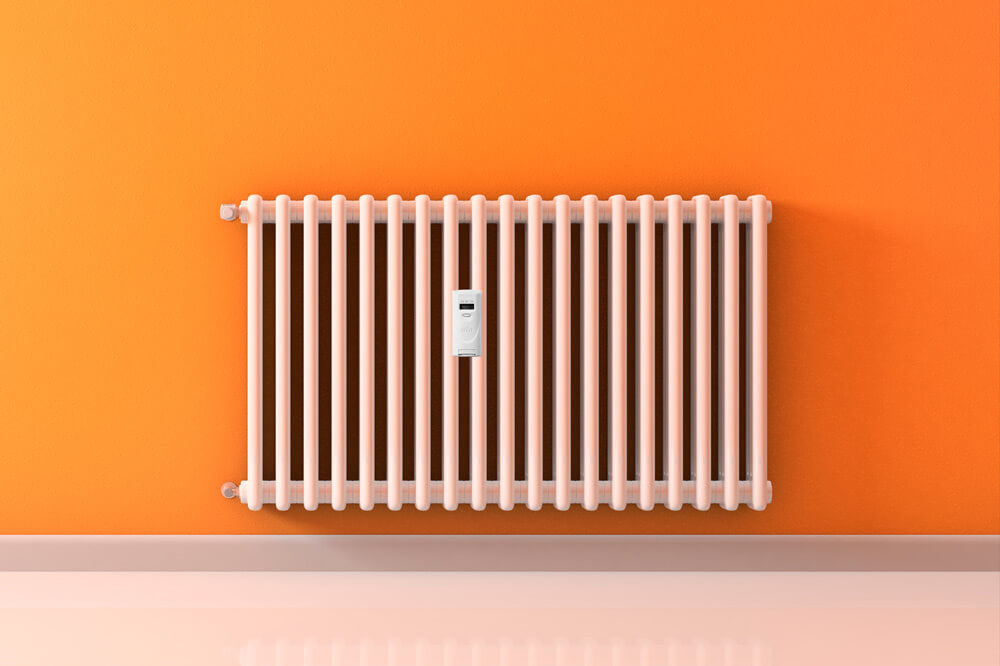 Comptador individual de calefacció central eficiència energètica