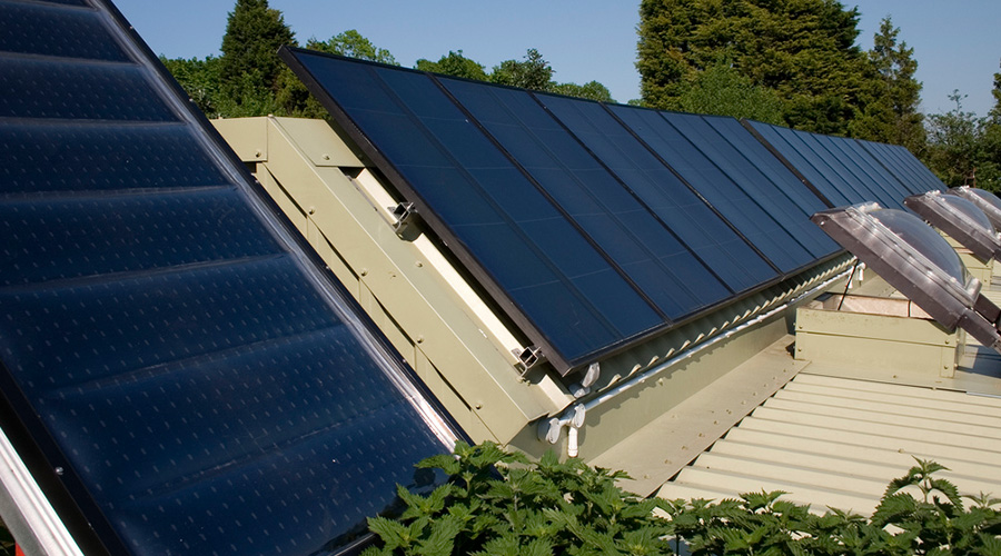 Energies renovables a Europa