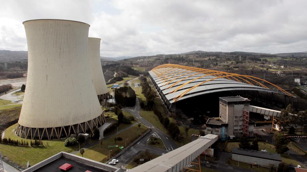 Plantes tèrmiques de carbó a Espanya