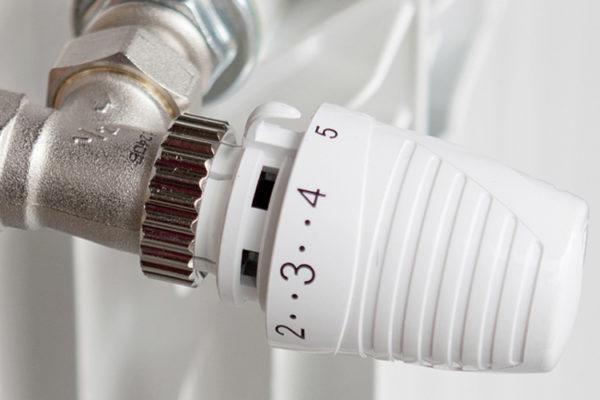 Capçals termostàtics