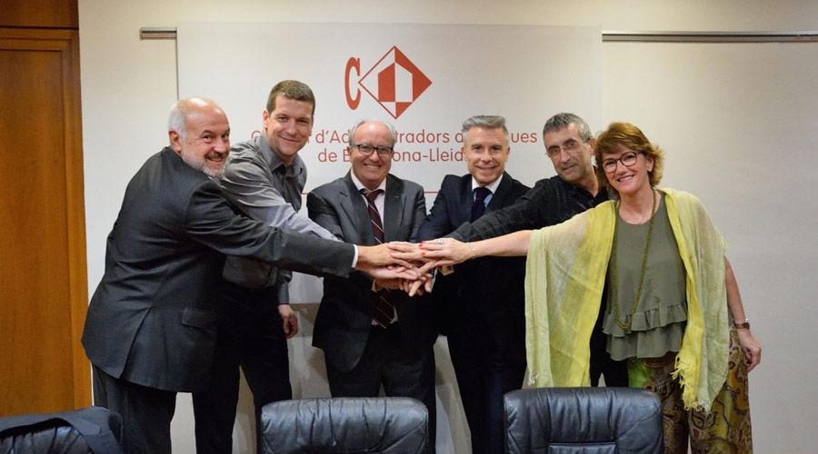 Repartidores de costes en Cataluña