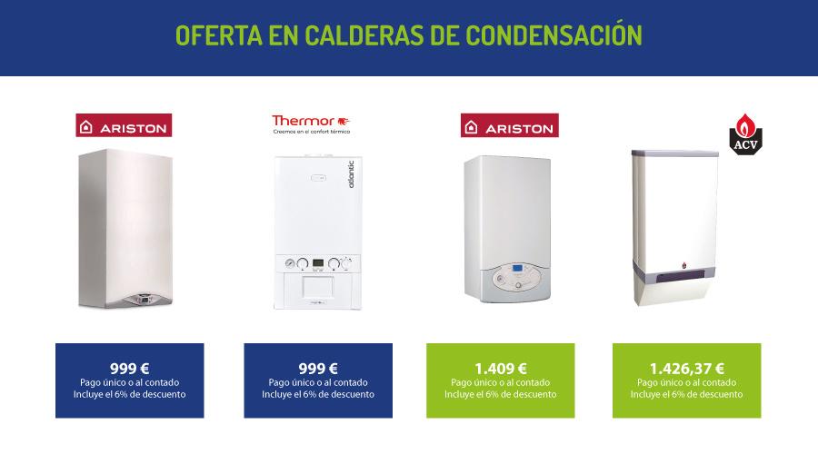 Mejores ofertas calderas condensaci n estalvi t rmic - Cual es la mejor caldera de condensacion ...