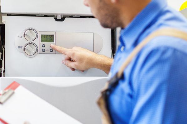 instalar calderas de gas